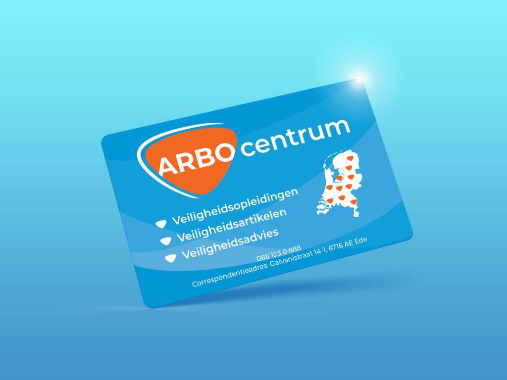 Een pas van ARBO centrum